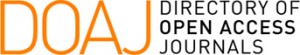 DOAJ - Directory of Open Acess Jorunals